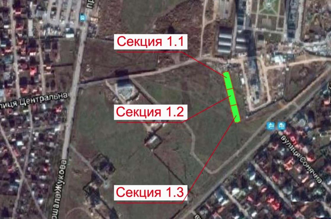 Генплан ЖК 37-я Жемчужина 0