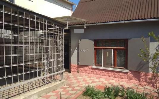 1-этажный дом (Ореховая/Тимирязева) - улица Ореховая/Тимирязева за