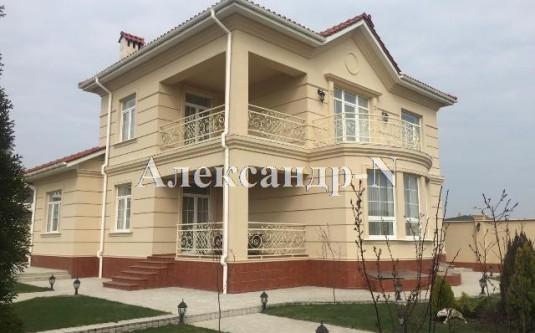 2-этажный дом (Радужная/Мирный пр.) - улица Радужная/Мирный пр. за