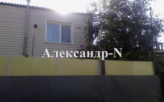 2-этажный дом (Цветаева Ген./Высокий пер.) - улица Цветаева Ген./Высокий пер. за