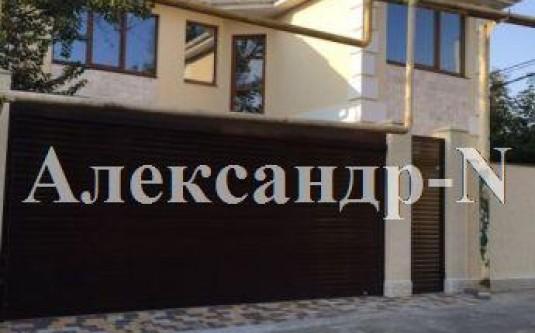 2-этажный дом (Новобереговая/Красных Зорь пер.) - улица Новобереговая/Красных Зорь пер. за