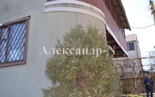2-этажный дом (Сухой Лиман/Озерная/Строитель) - улица Сухой Лиман/Озерная/Строитель за