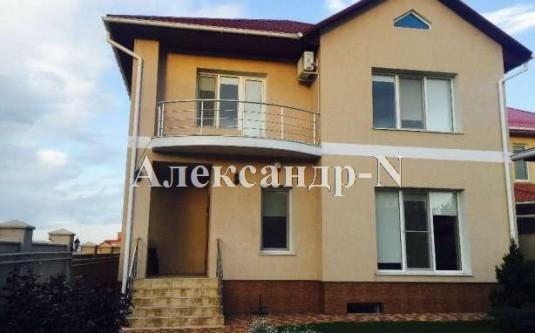 2-этажный дом (Совиньон/Уютная) - улица Совиньон/Уютная за