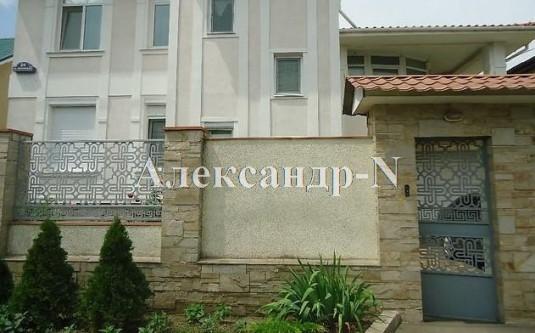 2-этажный дом (Яблоневая/Вавилова Ак.) - улица Яблоневая/Вавилова Ак. за