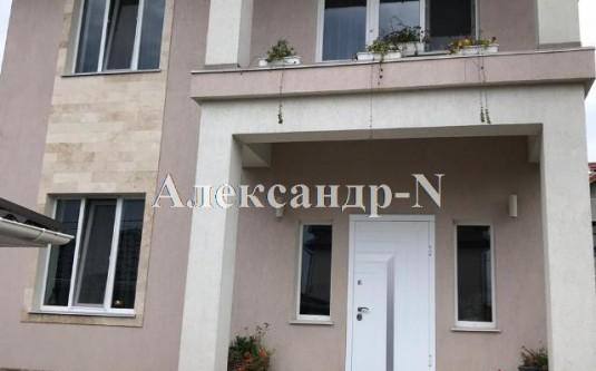 2-этажный дом (Золотая Горка/Уютная) - улица Золотая Горка/Уютная за