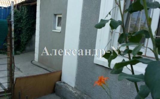 1-этажный дом (Александровка/Садовая) - улица Александровка/Садовая за