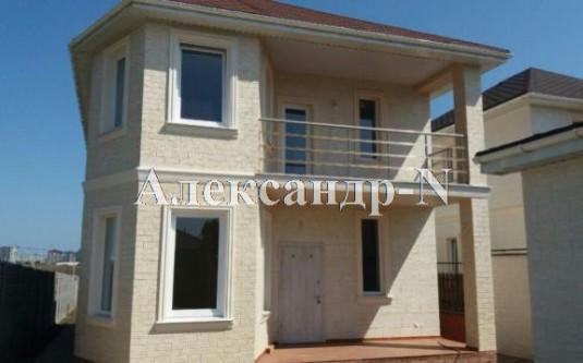 2-этажный дом (Червоный Хутор/Кленовая) - улица Червоный Хутор/Кленовая за
