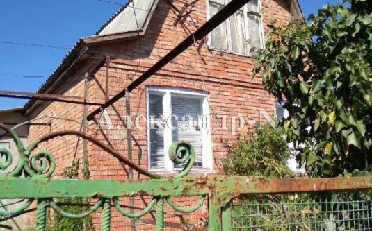 2-этажный дом (Бурдовка/Рыбачья) - улица Бурдовка/Рыбачья за
