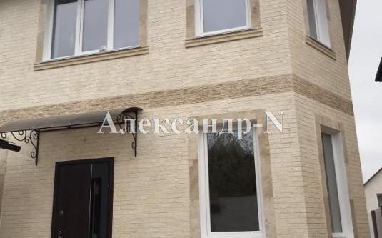 2-этажный дом (Червоный Хутор/Малиновая) - улица Червоный Хутор/Малиновая за