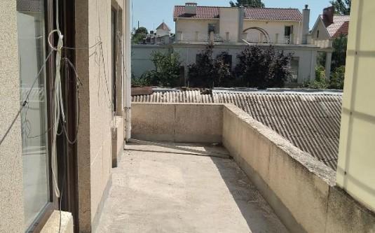 3-этажный дом (Госпитальный пер./Французский бул.) - улица Госпитальный пер./Французский бул. за