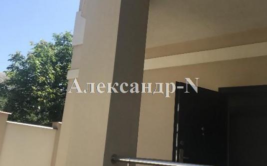 2-этажный дом (Бригадная/Шклярука) - улица Бригадная/Шклярука за