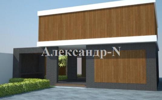 2-этажный дом (Гаршина/Гаршина пер.) - улица Гаршина/Гаршина пер. за