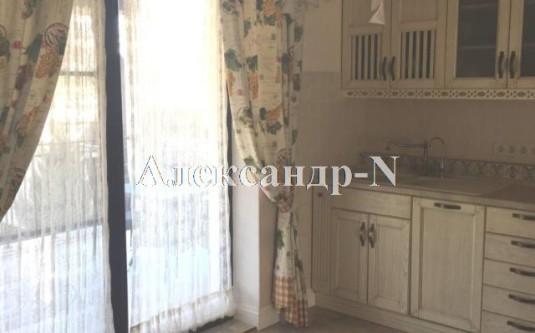 2-этажный дом (Абрикосовая/Писарева) - улица Абрикосовая/Писарева за