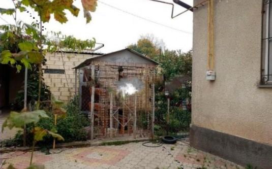 1-этажный дом (Донского Дмитрия/Ванцетти пер.) - улица Донского Дмитрия/Ванцетти пер. за