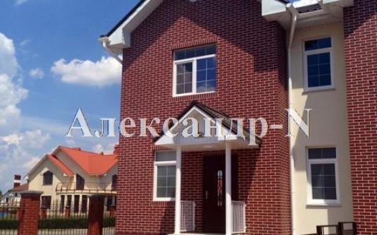 2-этажный дом (Совиньон/Бризовая) - улица Совиньон/Бризовая за