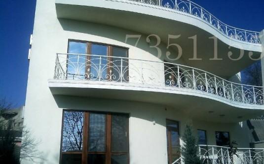 3-этажный дом (Львовская/Фонтанская дор.) - улица Львовская/Фонтанская дор. за