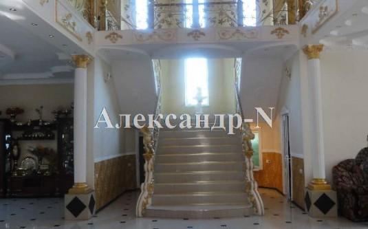 2-этажный дом (Жаботинского/Ромашковая) - улица Жаботинского/Ромашковая за