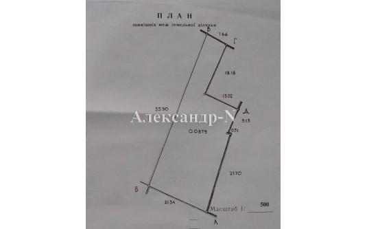 Участок (Бригадная/Чубаевская) - улица Бригадная/Чубаевская за