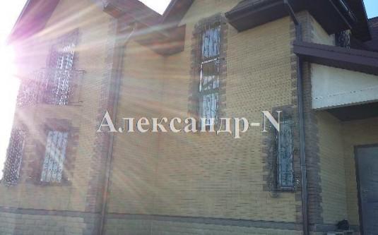 2-этажный дом (Санжейка/Приморская) - улица Санжейка/Приморская за