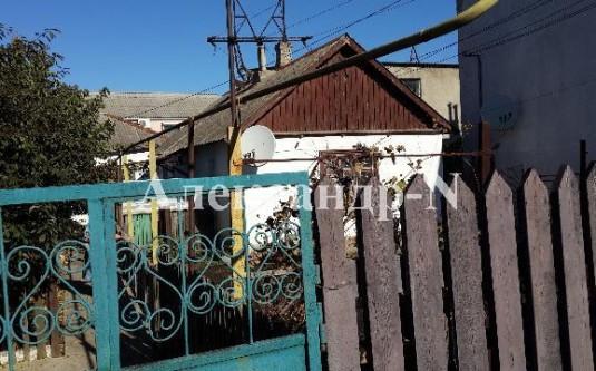 1-этажный дом (Крайняя/Бессарабская) - улица Крайняя/Бессарабская за