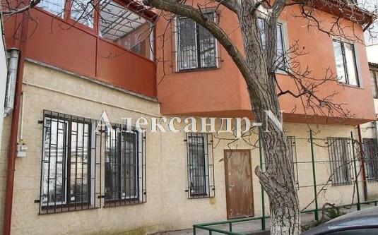 2-этажный дом (Ясная/Французский бул.) - улица Ясная/Французский бул. за