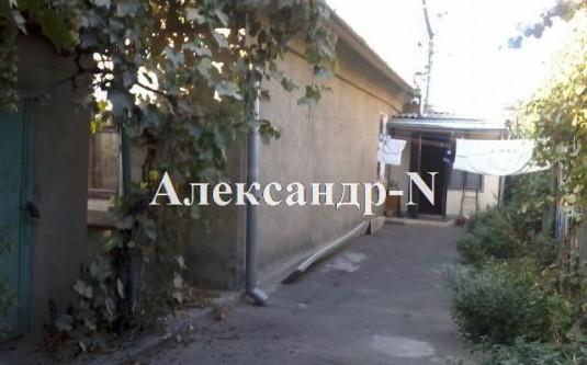 1-этажный дом (Кордонный пер./Старицкого) - улица Кордонный пер./Старицкого за