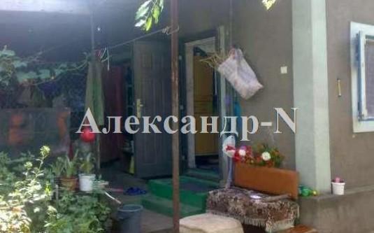 1-этажный дом (Амурская/Амурский 1-Й пер.) - улица Амурская/Амурский 1-Й пер. за
