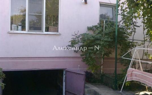 2-этажный дом (Пилотная/Толбухина) - улица Пилотная/Толбухина за