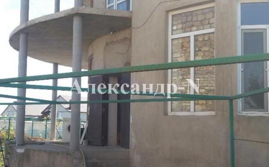 3-этажный дом (Фонтанка/Западная/Днепровская) - улица Фонтанка/Западная/Днепровская за