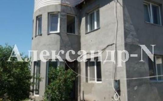 3-этажный дом (Лески/Паустовского) - улица Лески/Паустовского за