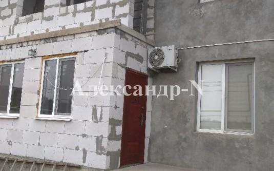 2-этажный дом (Александровка/Садовая/Западная) - улица Александровка/Садовая/Западная за