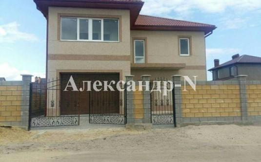 2-этажный дом (Лески/Заболотного Ак.) - улица Лески/Заболотного Ак. за