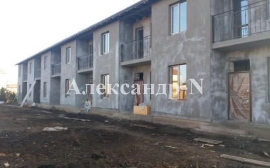 2-этажный дом (Лески/Одесская) - улица Лески/Одесская за