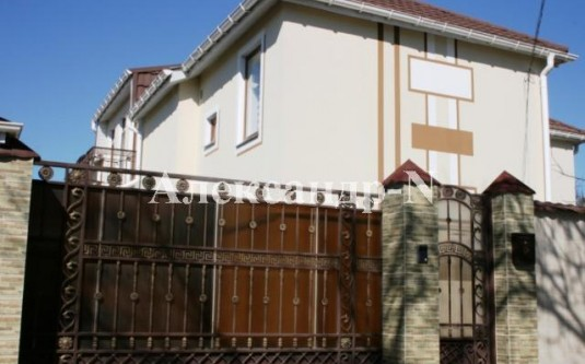 2-этажный дом (Конармейская/Кишиневская) - улица Конармейская/Кишиневская за