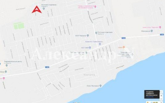 Участок (Фонтанка/Кленовая/Высоцкого) - улица Фонтанка/Кленовая/Высоцкого за