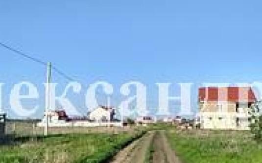 Участок (Вапнярка/Александрийская) - улица Вапнярка/Александрийская за