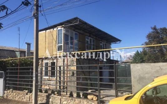 2-этажный дом (Фонтанка/Виноградная) - улица Фонтанка/Виноградная за