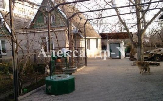1-этажный дом (Фонтанка/Новоселов) - улица Фонтанка/Новоселов за