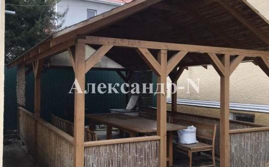 2-этажный дом (Фонтанка/Тираспольская) - улица Фонтанка/Тираспольская за