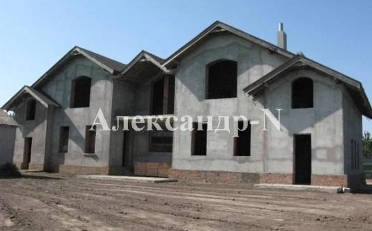 2-этажный дом (Фонтанка/Черноморская) - улица Фонтанка/Черноморская за