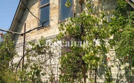 2-этажный дом (Новая Дофиновка/Клубничная) - улица Новая Дофиновка/Клубничная за