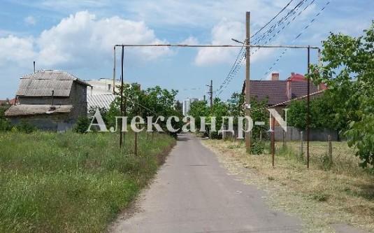 Участок (Лески/Паустовского) - улица Лески/Паустовского за