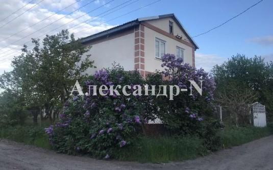 2-этажный дом (Светлое/Платановая/Рассвет) - улица Светлое/Платановая/Рассвет за