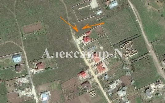 Участок (Котовка/Куяльницкая) - улица Котовка/Куяльницкая за