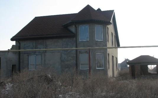 2-этажный дом (Лески/Марсельская) - улица Лески/Марсельская за