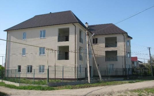3-этажный дом (Крыжановка/Атаманюка) - улица Крыжановка/Атаманюка за