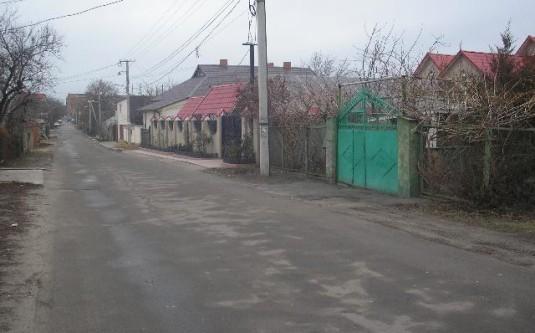 Участок (Наклонная/Добровольского пр.) - улица Наклонная/Добровольского пр. за