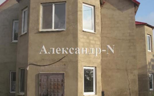 2-этажный дом (Нерубайское/Чкалова (Обл)/Центральная) - улица Нерубайское/Чкалова (Обл)/Центральная за