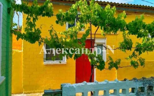 2-этажный дом (Новая Эметовка/Виноградная) - улица Новая Эметовка/Виноградная за