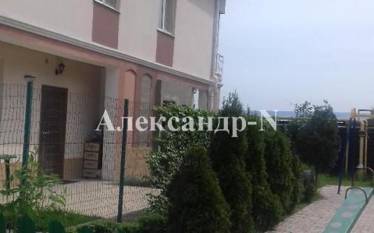 2-этажный дом (Крыжановка/Заболотного Ак./Сахарова) - улица Крыжановка/Заболотного Ак./Сахарова за